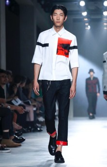NEIL BARRETT MEN & WOMEN SPRING SUMMER 2018 MILAN4