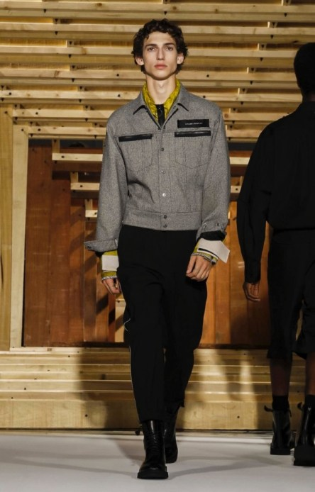 OAMC MENSWEAR SPRING SUMMER 2018 PARIS18
