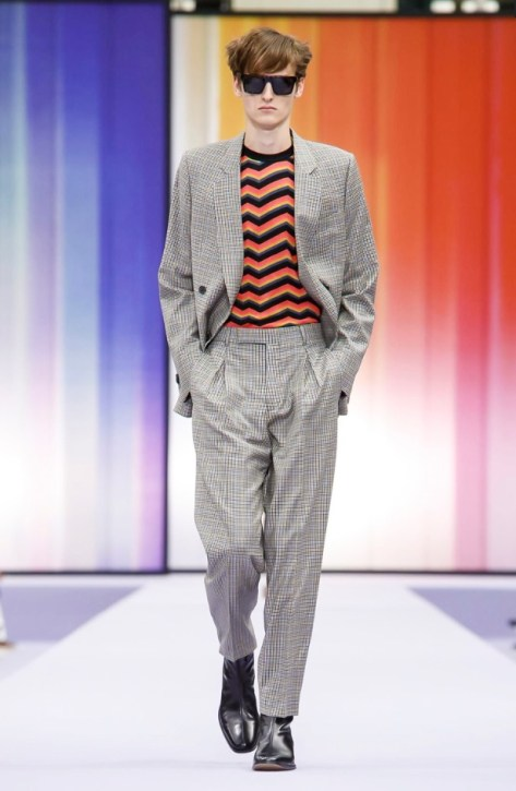 PAUL SMITH MENSWEAR SPRING SUMMER 2018 PARIS12