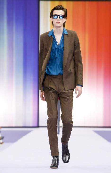 PAUL SMITH MENSWEAR SPRING SUMMER 2018 PARIS13