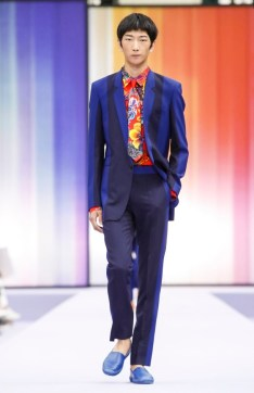 PAUL SMITH MENSWEAR SPRING SUMMER 2018 PARIS22