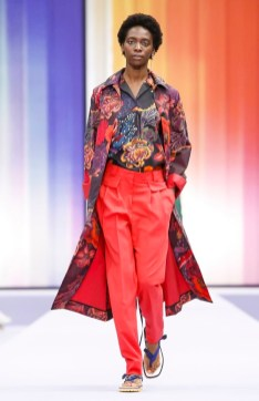 PAUL SMITH MENSWEAR SPRING SUMMER 2018 PARIS3