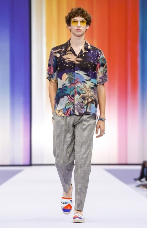 PAUL SMITH MENSWEAR SPRING SUMMER 2018 PARIS40