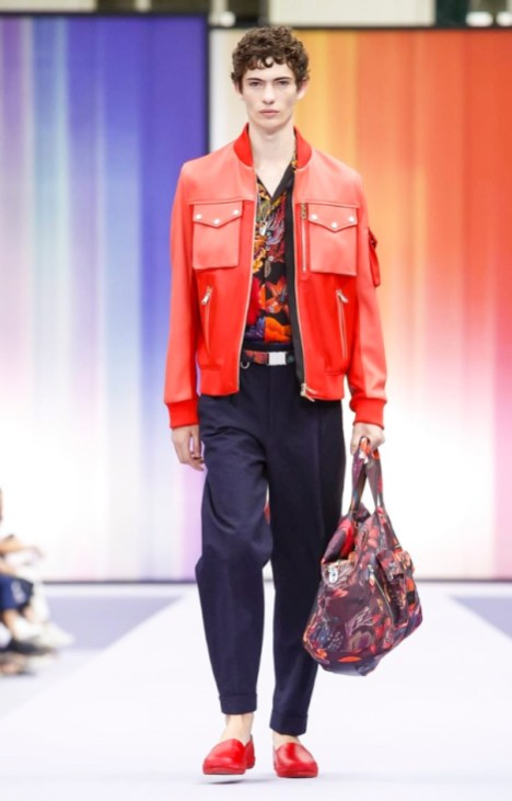 PAUL SMITH MENSWEAR SPRING SUMMER 2018 PARIS46