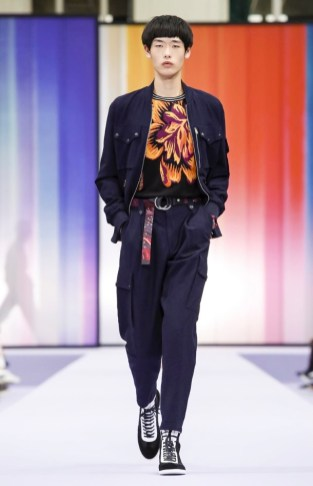 PAUL SMITH MENSWEAR SPRING SUMMER 2018 PARIS6