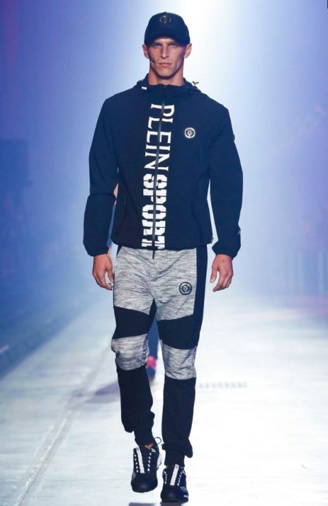 PLEIN SPORT MEN & WOMEN SPRING SUMMER 2018 MILAN13