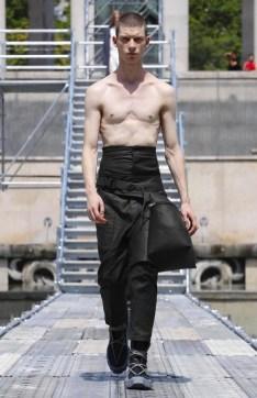 RICK OWENS MENSWEAR SPRING SUMMER 2018 PARIS2