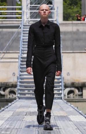 RICK OWENS MENSWEAR SPRING SUMMER 2018 PARIS5
