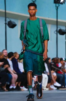 SACAI MENSWEAR SPRING SUMMER 2018 PARIS14