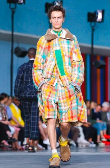 SACAI MENSWEAR SPRING SUMMER 2018 PARIS16