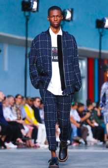 SACAI MENSWEAR SPRING SUMMER 2018 PARIS4