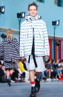 SACAI MENSWEAR SPRING SUMMER 2018 PARIS41