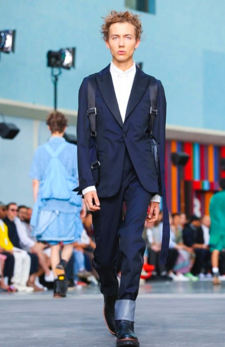 SACAI MENSWEAR SPRING SUMMER 2018 PARIS45