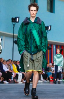 SACAI MENSWEAR SPRING SUMMER 2018 PARIS47