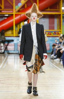 VIVIENNE WESTWOOD MEN & WOMEN SPRING SUMMER 2018 LONDON11