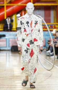 VIVIENNE WESTWOOD MEN & WOMEN SPRING SUMMER 2018 LONDON14