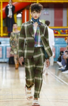 VIVIENNE WESTWOOD MEN & WOMEN SPRING SUMMER 2018 LONDON22