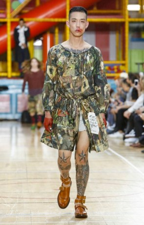 VIVIENNE WESTWOOD MEN & WOMEN SPRING SUMMER 2018 LONDON33