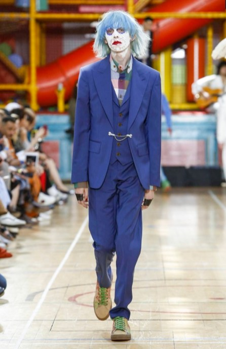 VIVIENNE WESTWOOD MEN & WOMEN SPRING SUMMER 2018 LONDON51