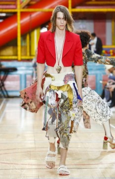VIVIENNE WESTWOOD MEN & WOMEN SPRING SUMMER 2018 LONDON54