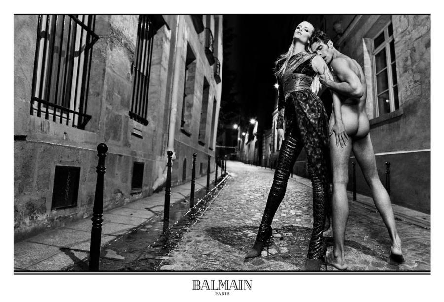 BALMAIN AW17 by Olivier Rousteing2