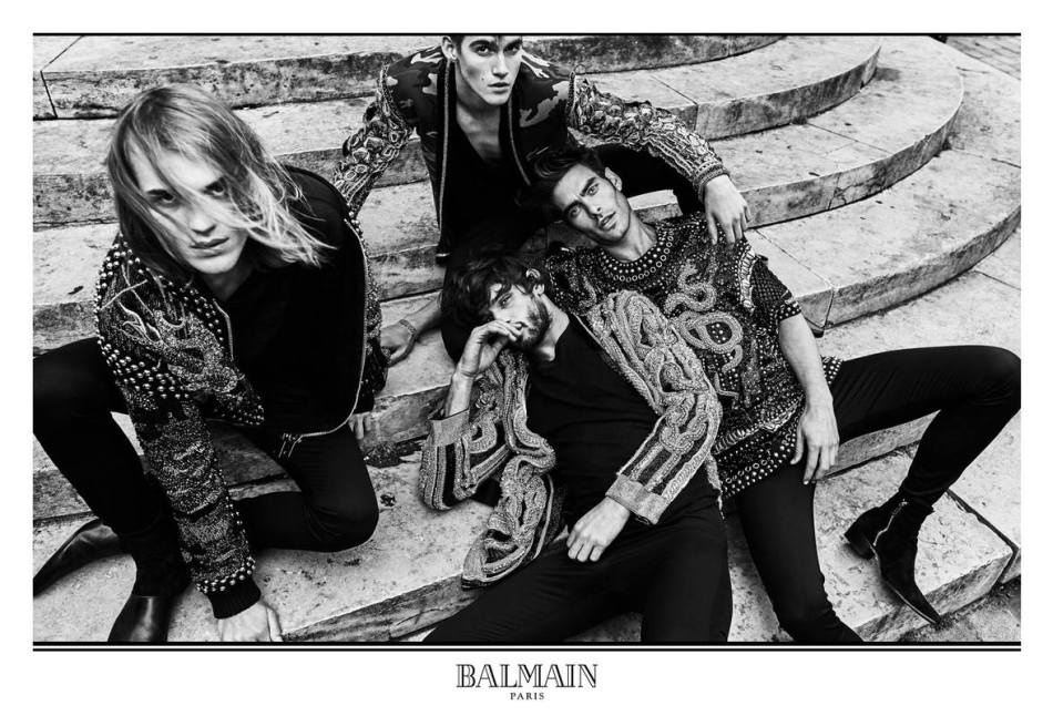 BALMAIN AW17 by Olivier Rousteing4