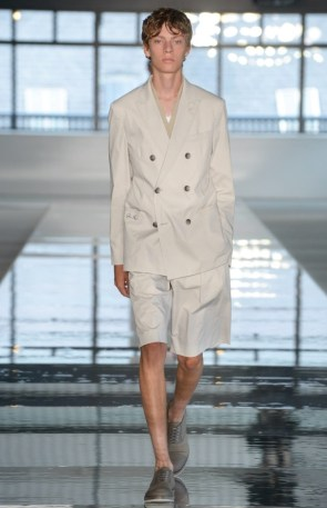 BOSS MENSWEAR SPRING SUMMER 2018 NEW YORK20