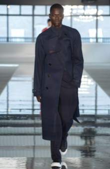 BOSS MENSWEAR SPRING SUMMER 2018 NEW YORK22