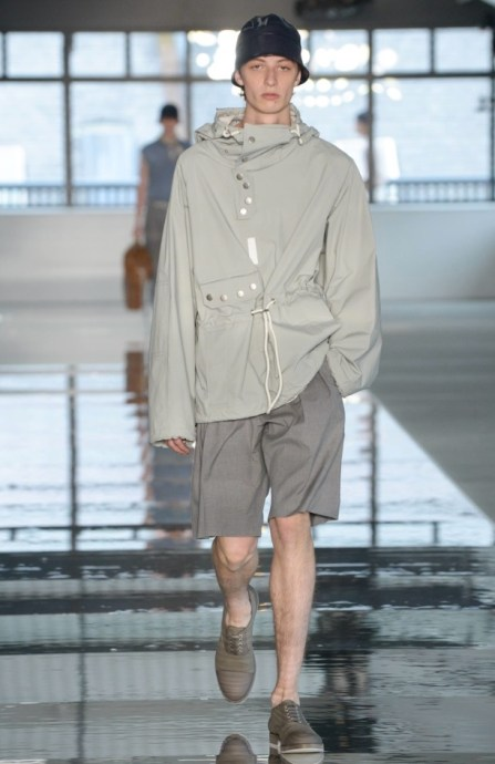 BOSS MENSWEAR SPRING SUMMER 2018 NEW YORK26
