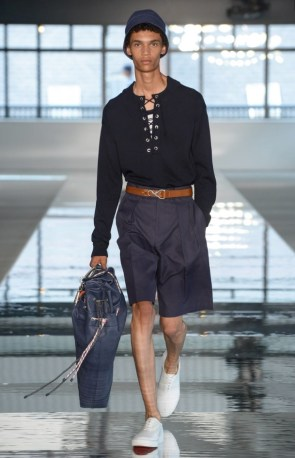 BOSS MENSWEAR SPRING SUMMER 2018 NEW YORK31