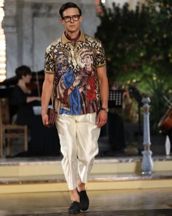 Dolce&Gabbana presents Alta Sartoria in Monreale-5