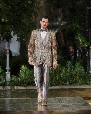 Dolce&Gabbana presents Alta Sartoria in Monreale-7