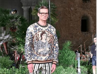 Dolce&Gabbana presents Alta Sartoria in Monreale6