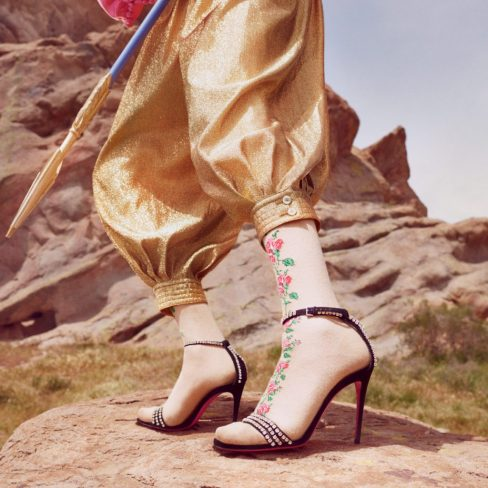 GUCCI AW17-18 BY GLEN LUCHFORD CAMPAIGN19