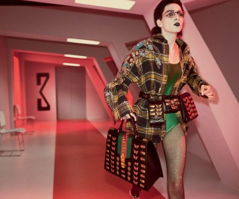 GUCCI AW17-18 BY GLEN LUCHFORD CAMPAIGN27