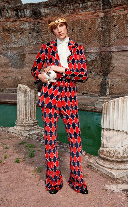 GUCCI RESORT 2018 MENSWEAR13