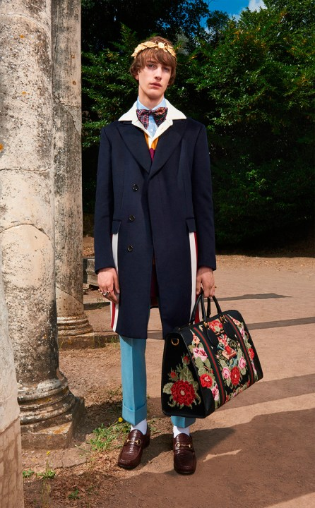 GUCCI RESORT 2018 MENSWEAR26