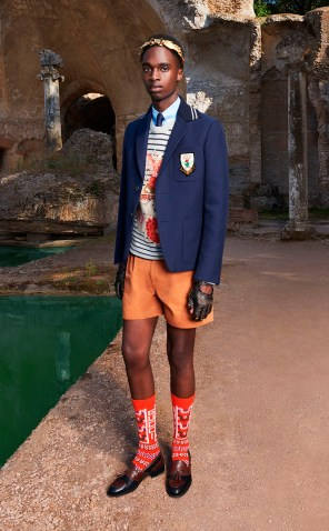 GUCCI RESORT 2018 MENSWEAR45