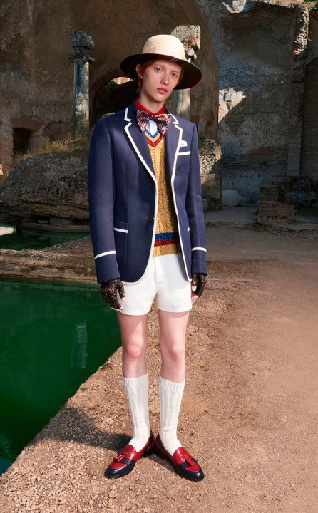 GUCCI RESORT 2018 MENSWEAR52