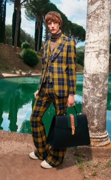 GUCCI RESORT 2018 MENSWEAR61