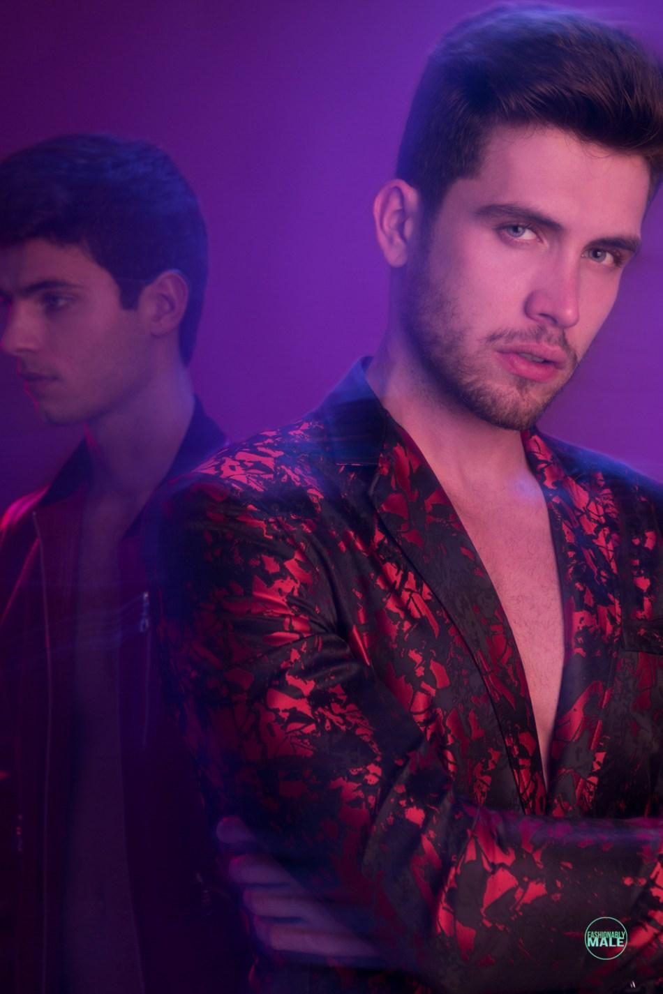 Leo&Lucas by Queta Rojas by Luis de la Luz Fashionably Male6