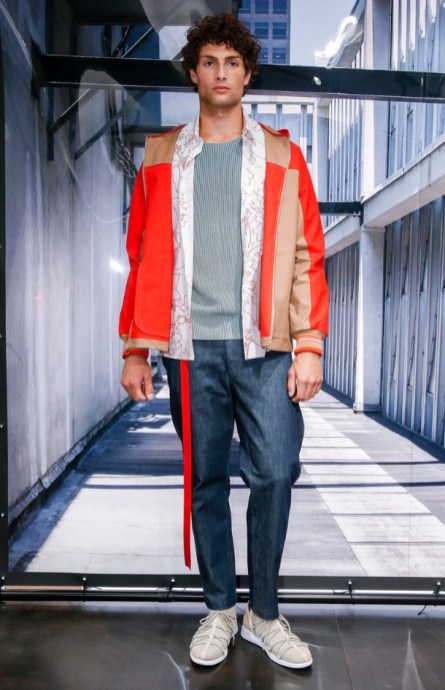 PERRY ELLIS MENSWEAR SPRING SUMMER 2018 NEW YORK1