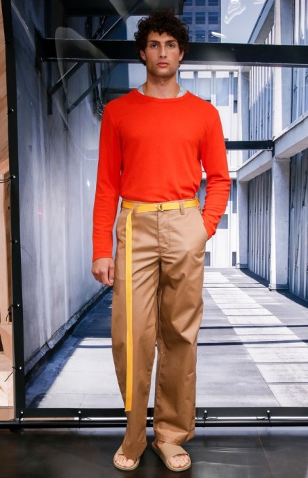 PERRY ELLIS MENSWEAR SPRING SUMMER 2018 NEW YORK13