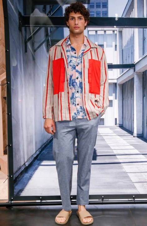 PERRY ELLIS MENSWEAR SPRING SUMMER 2018 NEW YORK18