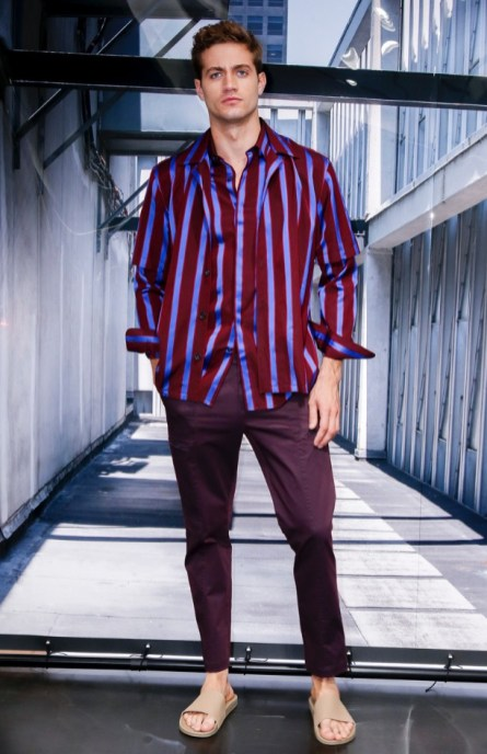 PERRY ELLIS MENSWEAR SPRING SUMMER 2018 NEW YORK19