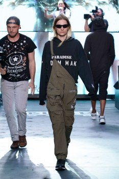 Steve Aoki and BUILD Series DIM MAK Collection SS18 'PARADISE FOUND'