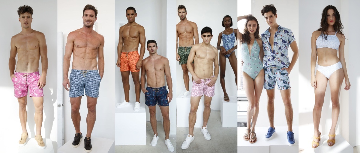 ad444e6418a3 Thorsun Spring Summer 2018 New York. Today is Thorsun Men s and Women s  presentation ...