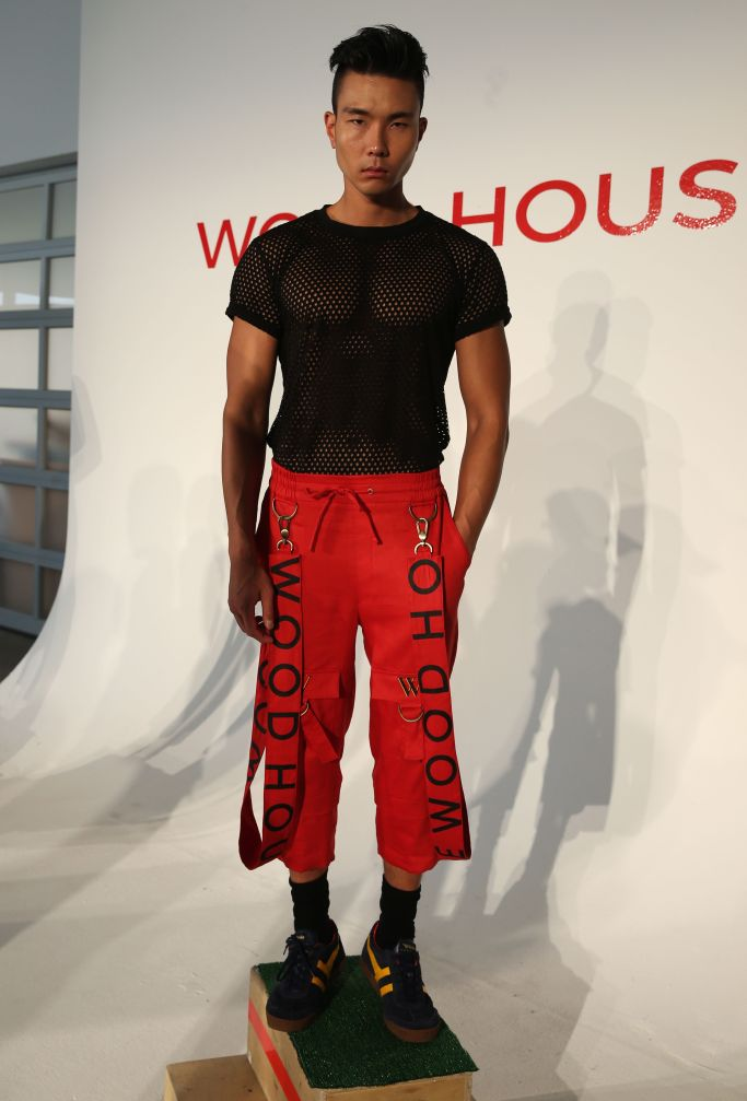 Wood House Men's Spring 2018