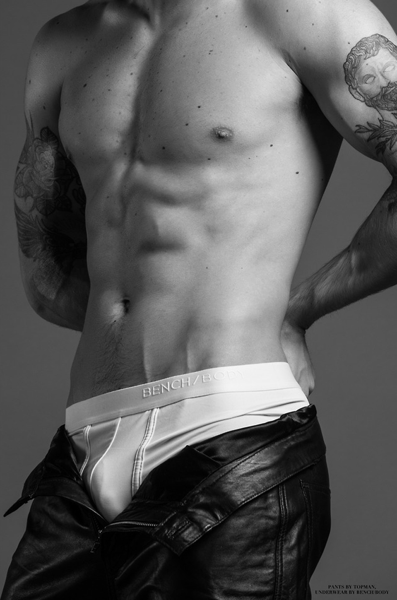 Diego Barrueco by Brent Chua for BENCH Body16