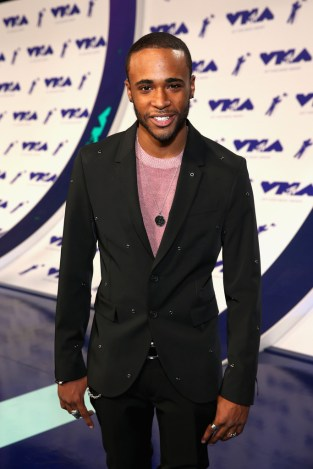 Khylin Rhambo attends the 2017 MTV Video Music Awards at The Forum on August 27, 2017 in Inglewood, California.